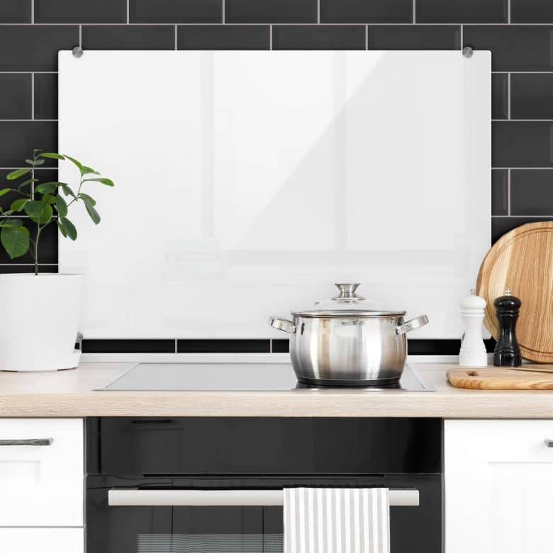 Splashback White