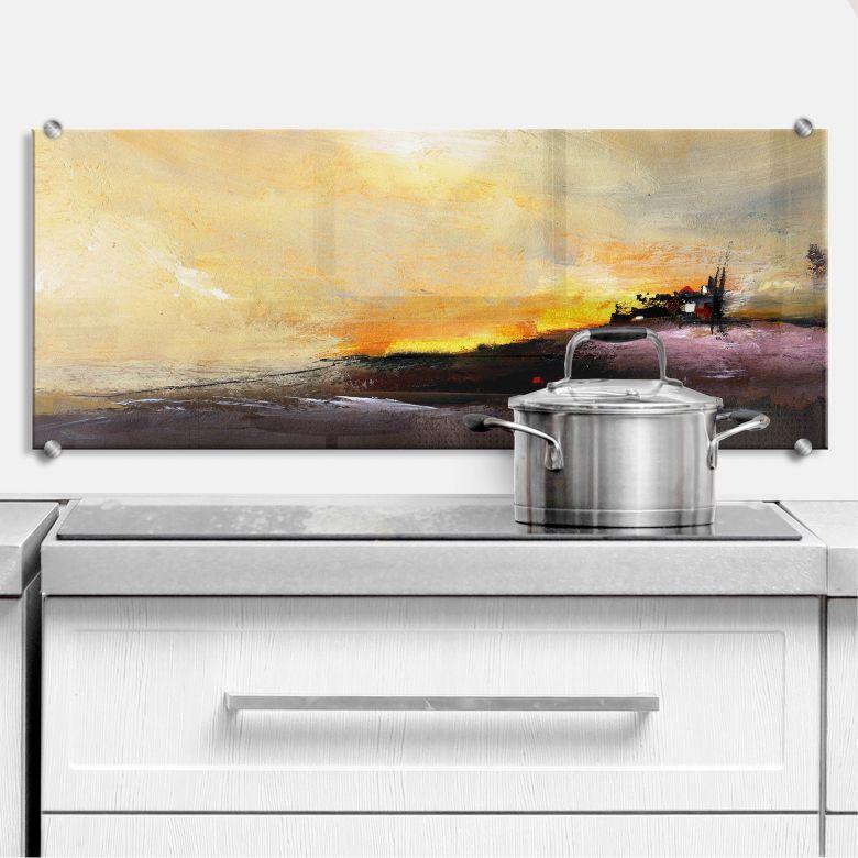 Niksic - Good Morning - Panorama - Kitchen Splashback