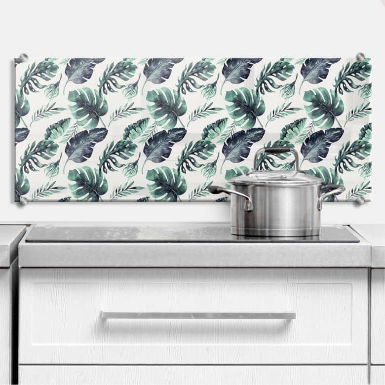 kristina kvilis dschungel 03 panorama wall. Black Bedroom Furniture Sets. Home Design Ideas