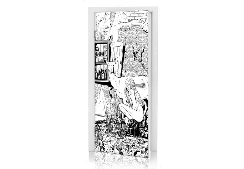 Türdesingn Drawstore - In the Livingroom