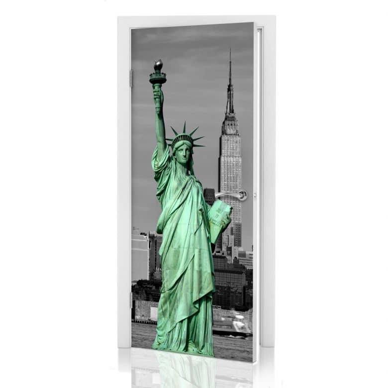 Türdesign Statue of Liberty