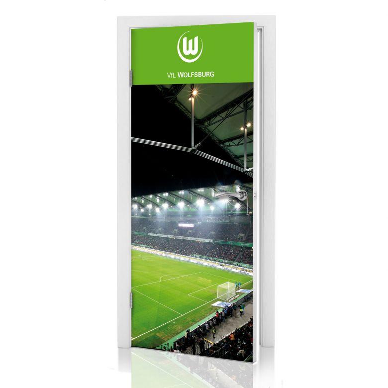 Türdesign VfL Wolfsburg Volkswagen Arena