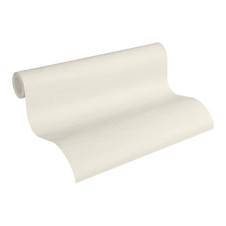 Vliestapete Premium Wall Tapete Unitapete beige, metallic