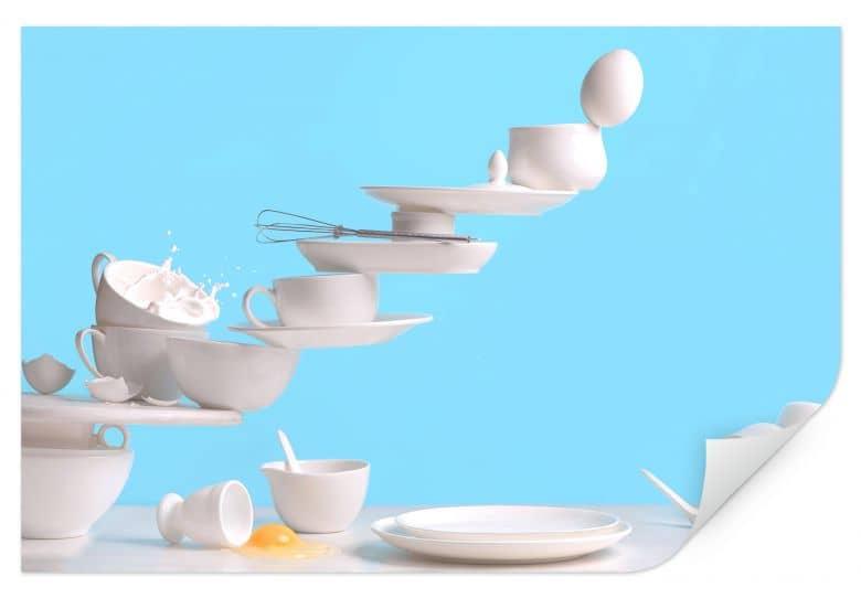 Wallprint Belenko - One touch Omelette