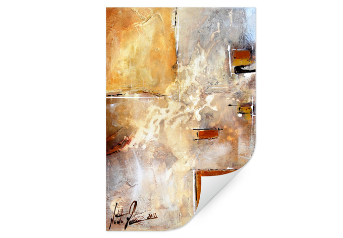 Wallprint W - Fedrau - Kubus 02
