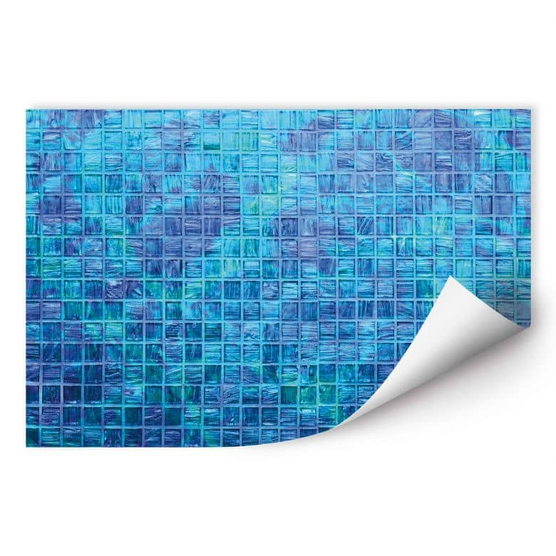 Wallprint W - Glasmosaik