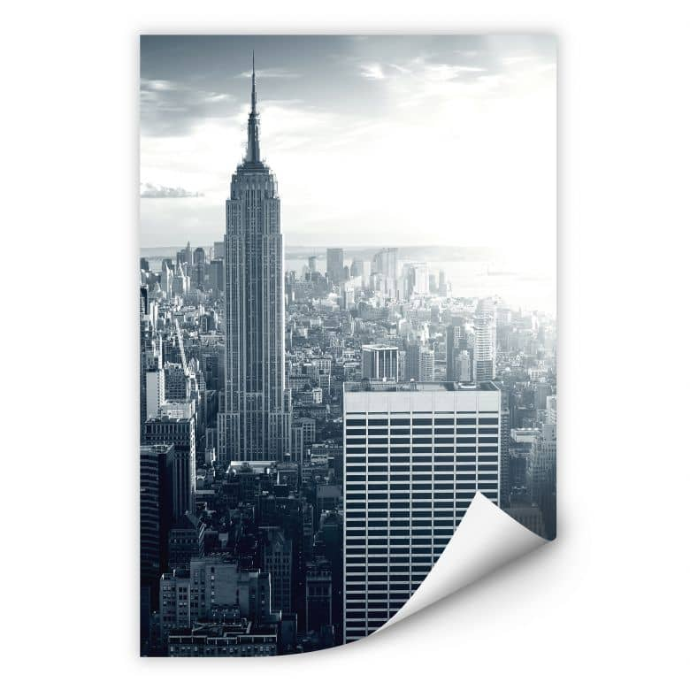 Wallprint W - The Empire State Building