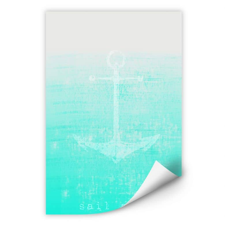 Wallprint W - Sail away