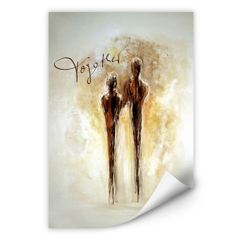 Wallprint W - Melz - Together