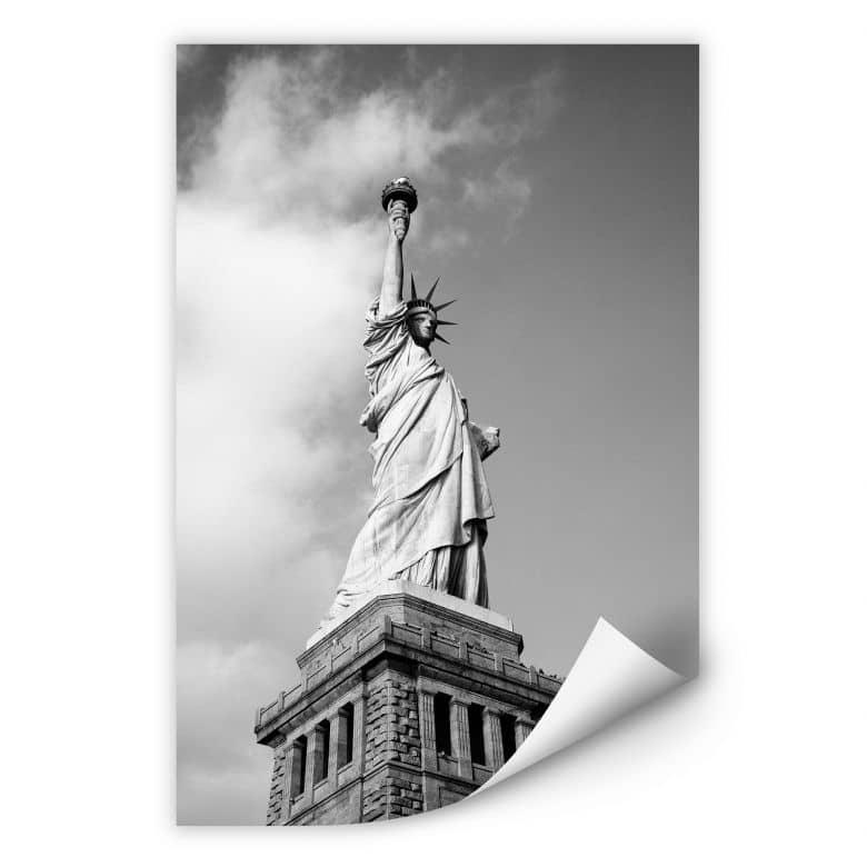 Wallprint Lady Liberty