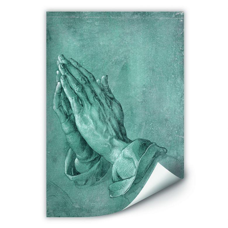 Wallprint Dürer - Studie zu Betende Hände