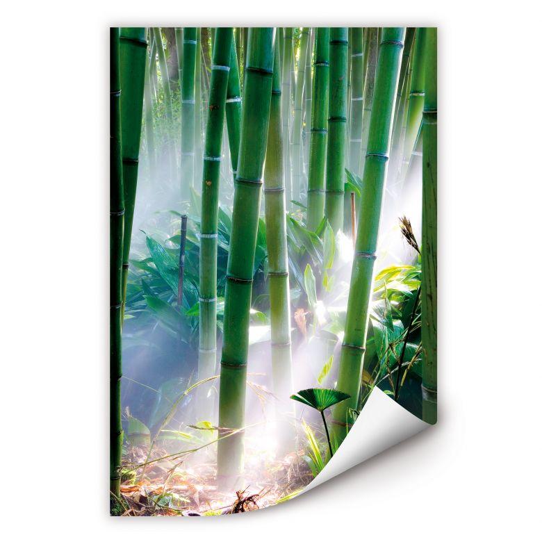 Wallprint W - Bamboo Forest