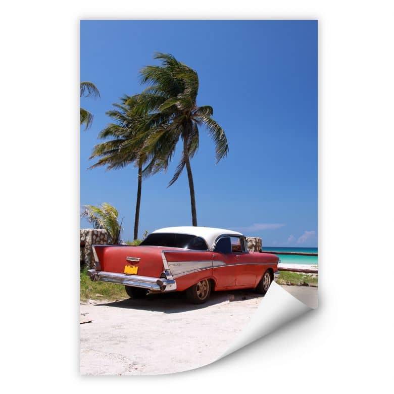 Wallprint W - Cuba Cabrio