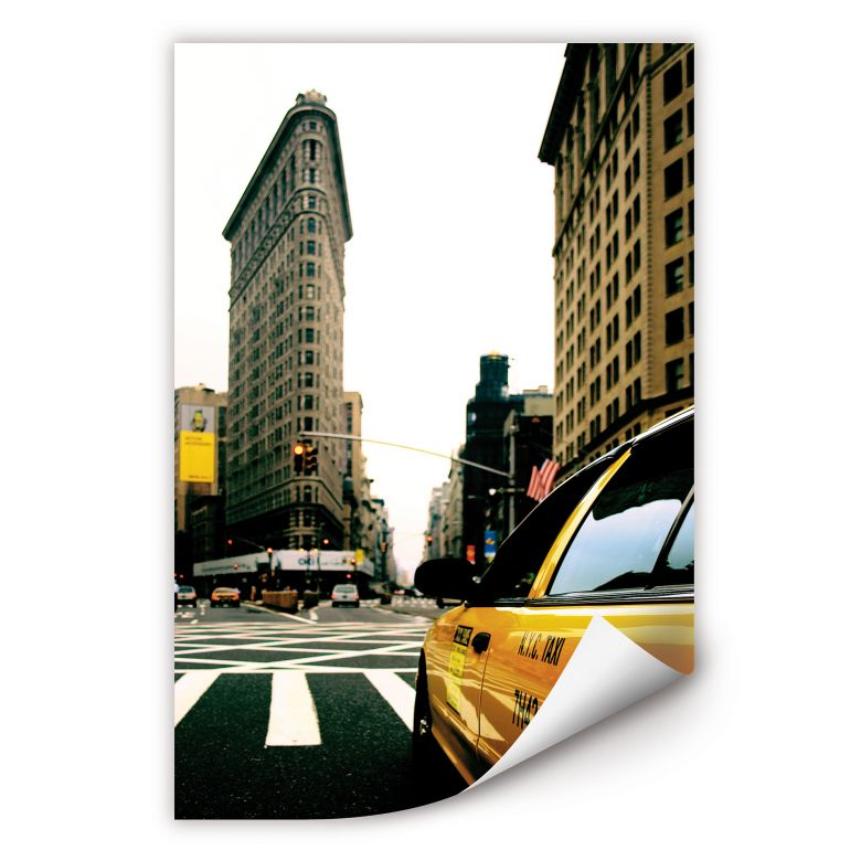 Wallprint W - NY Flatiron