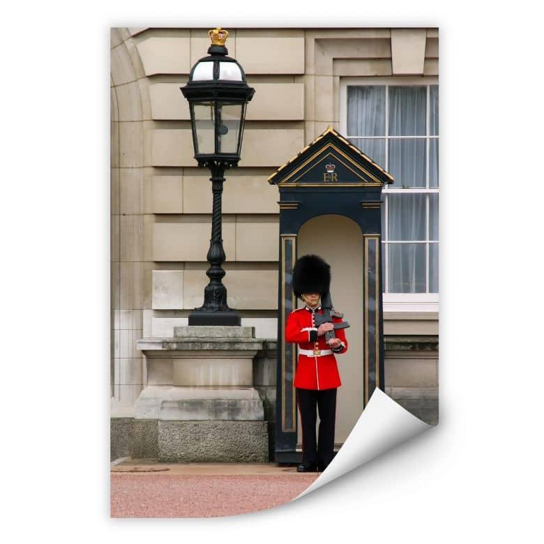 Wallprint W - Guarding the Buckingham Palace