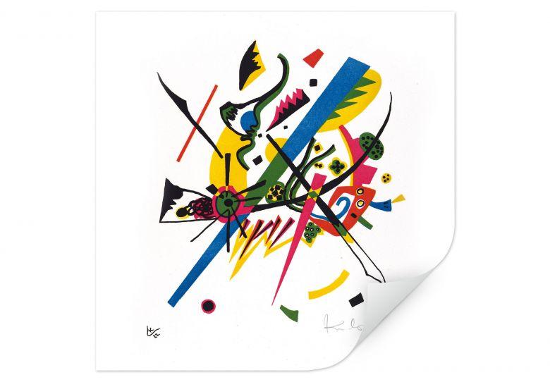 Wallprint Kandinsky - Kleine Welten 1