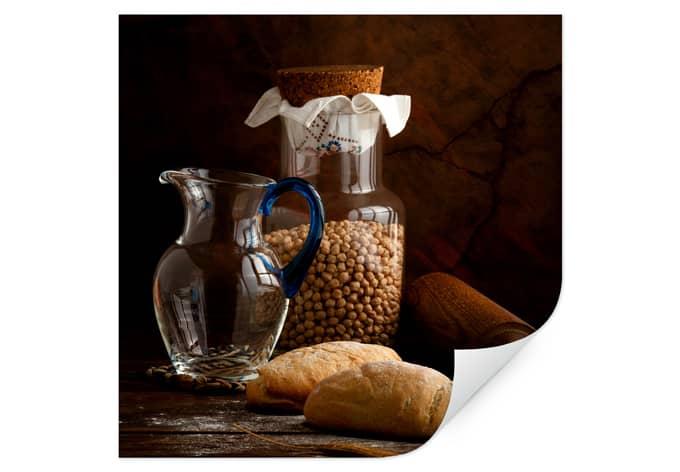 Zelfklevende Poster Laercio - Italian Breads