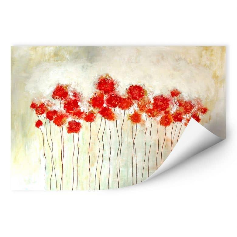 Wallprint Melz - Flowers