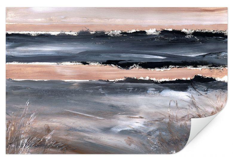 Wallprint Niksic - Am Meer