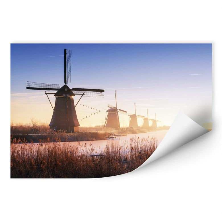 Wallprint Pablo - Kinderdijk 4