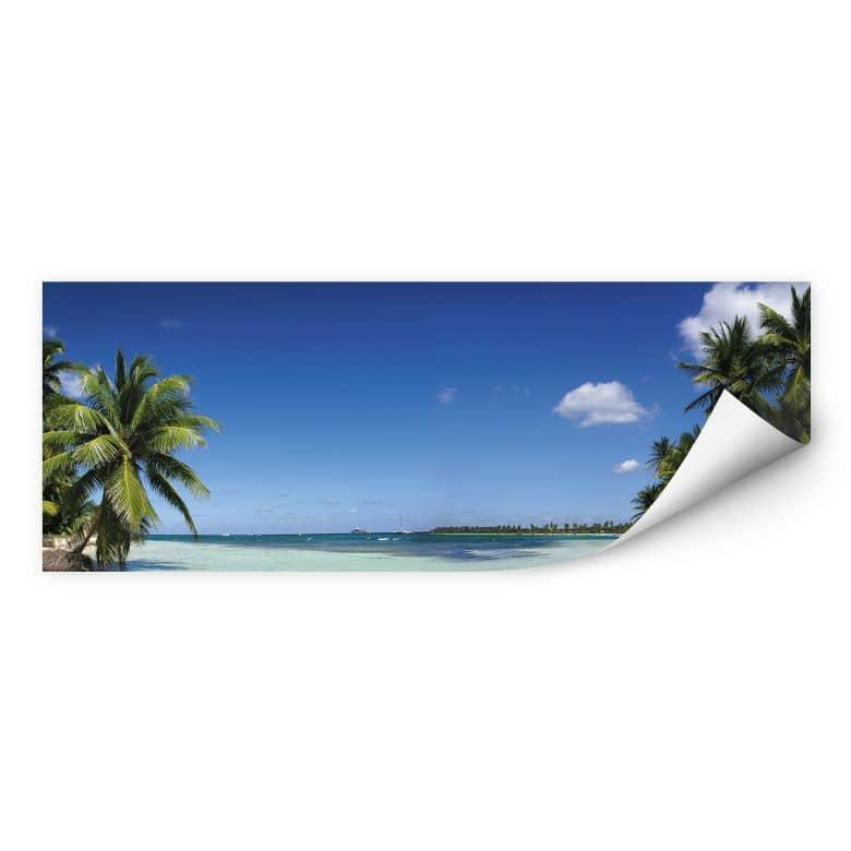 Wallprint W - Carribean Flair - Panorama