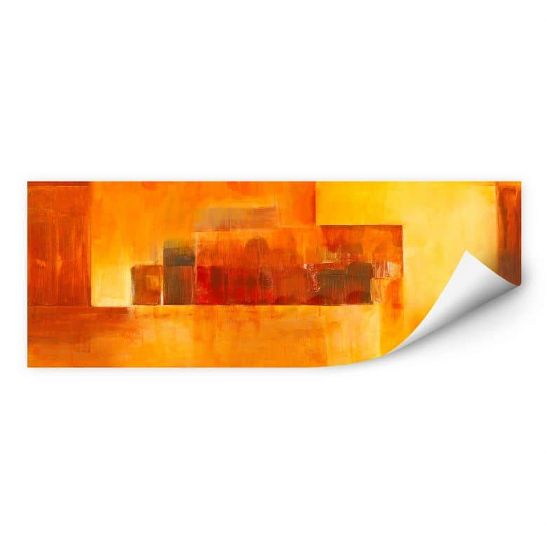 Wallprint W - Schüßler - Indian Summer - Panorama