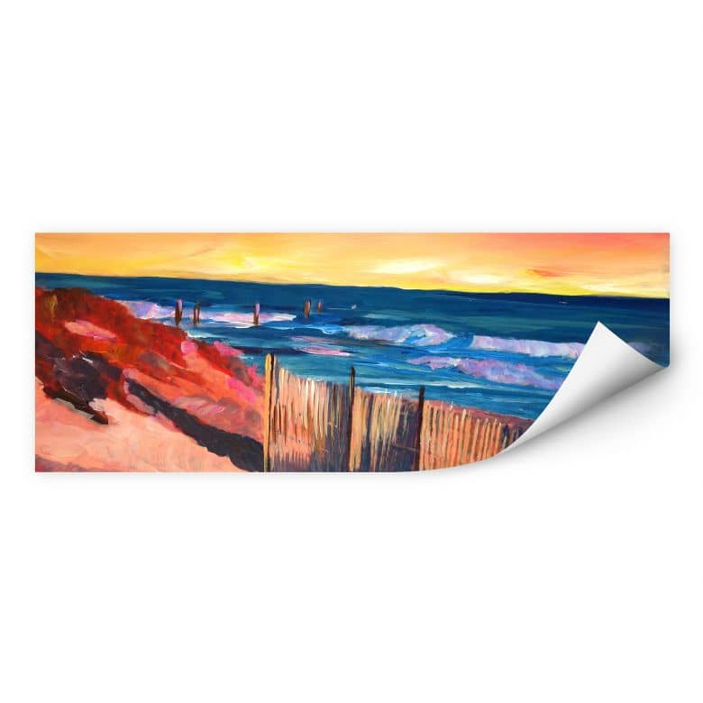 Wallprint W - Bleichner - Die Hamptons - Panorama