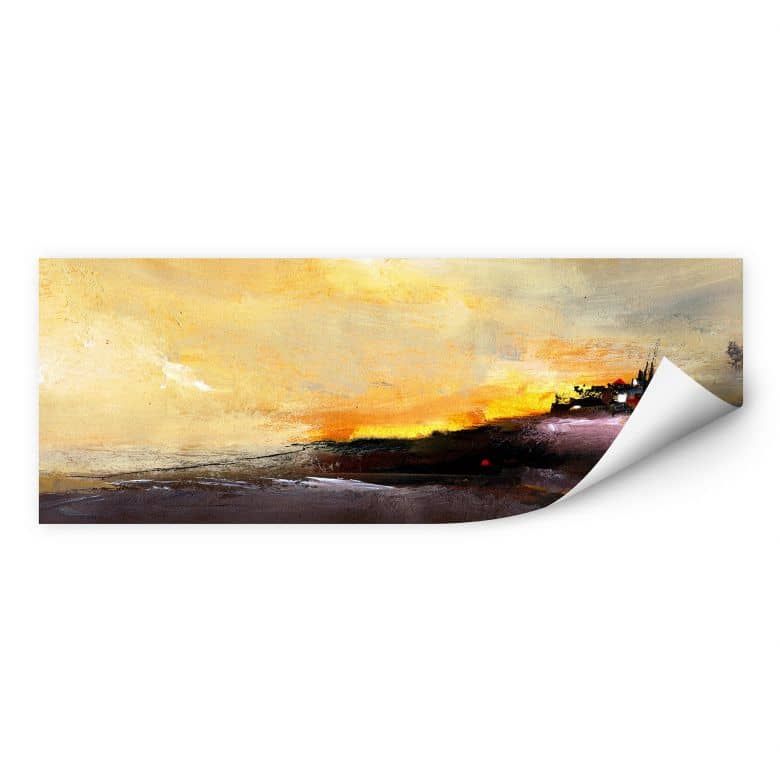 Wallprint W - Niksic - Good Morning - Panorama