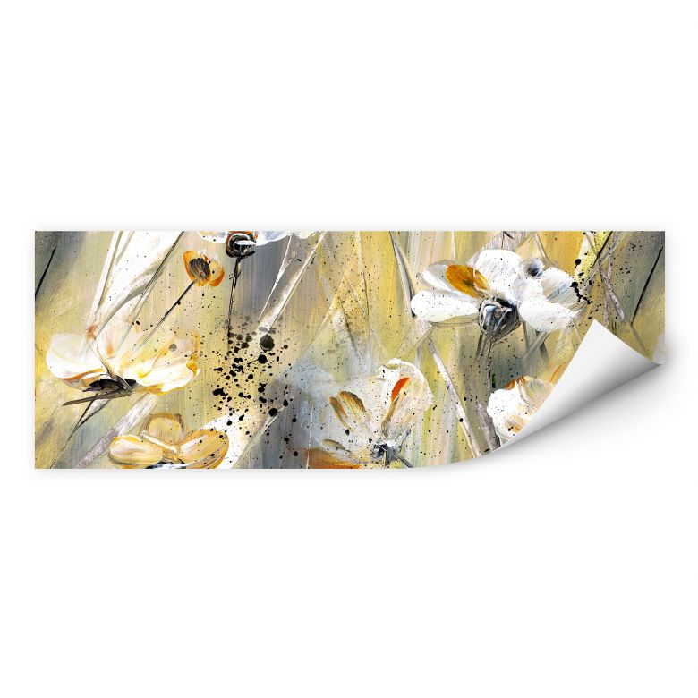 Wallprint W - Niksic - Little Flower - Panorama