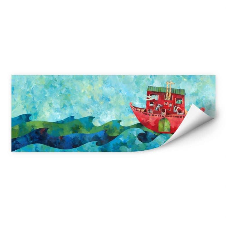 Wallprint Blanz - Arche Noah