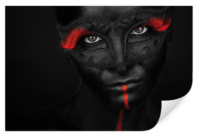 Wallprint Petkov - Dark Passion