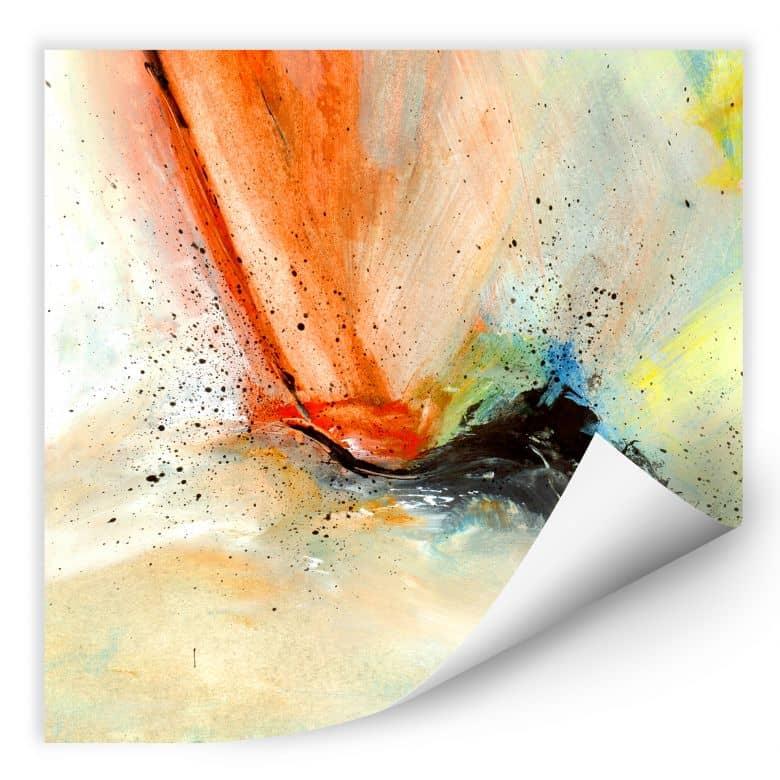 Wallprint W - Niksic - Ausbruch