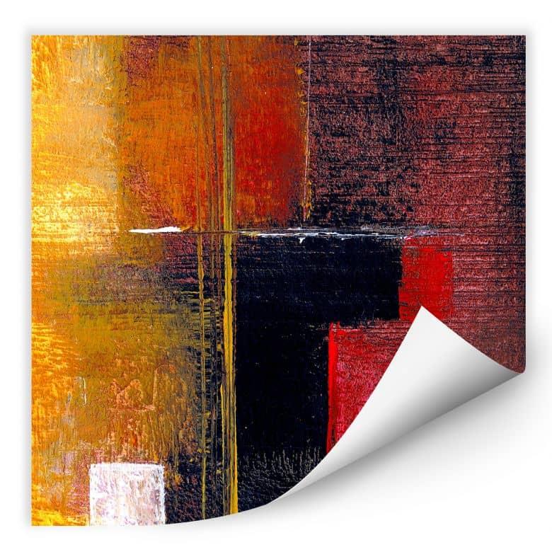 Wallprint W - Niksic - Moderne Kunst