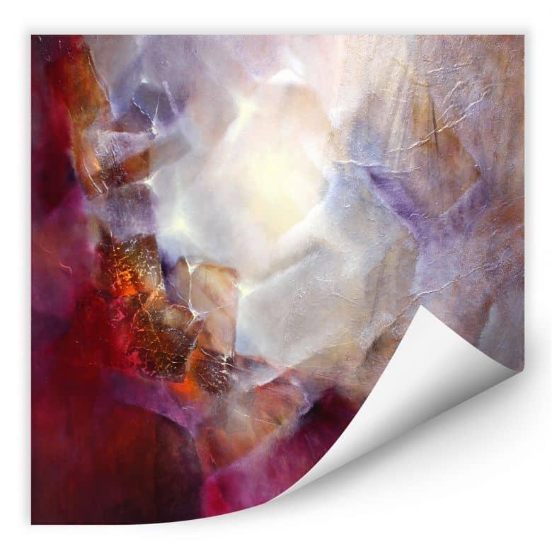 Wallprint Schmucker - Vom Inneren Leuchten