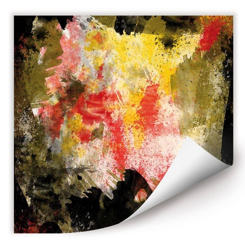 Wallprint W - Abstract Painting