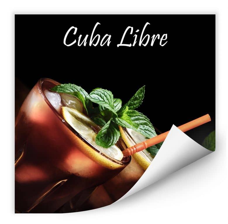 Wallprint W - Cuba Libre