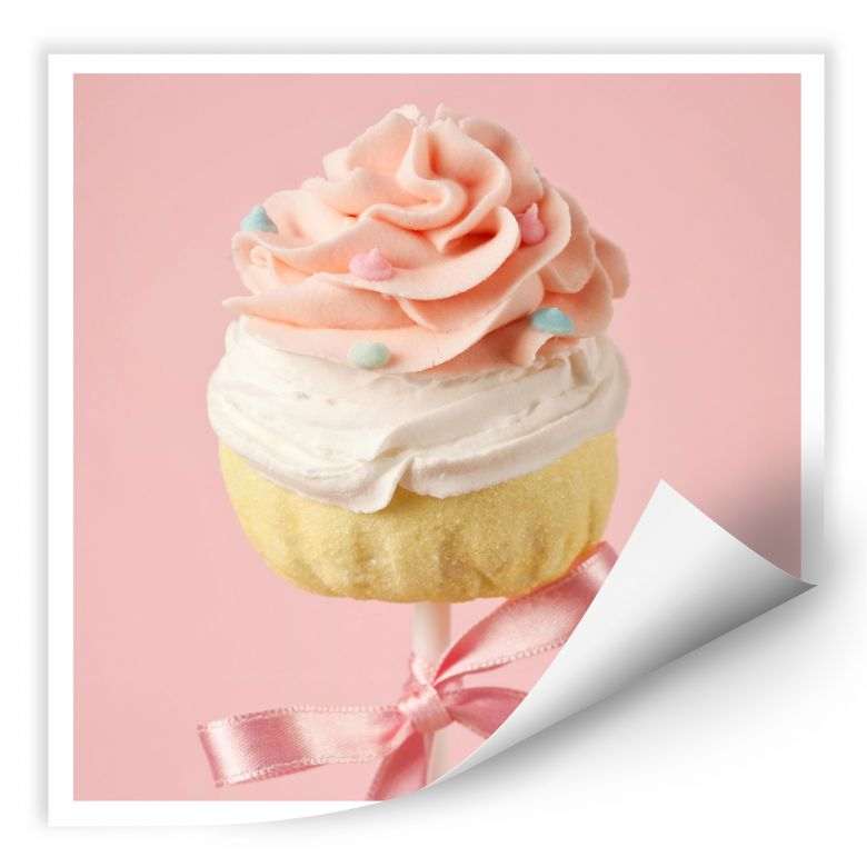 Muurprints Cakepop