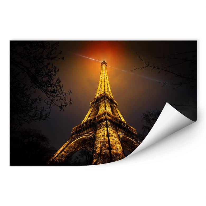 Wallprint Geiger - La Tour Eiffel