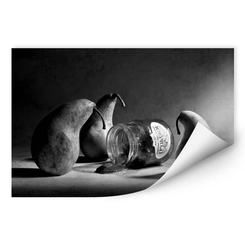 Wallprint Ivanova - Trauerfeier