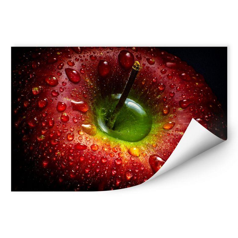 Wallprint Ianeva - Roter Apfel