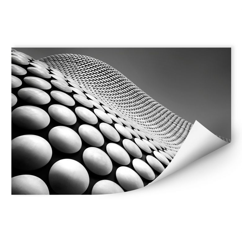 Wallprint Wride - Curve