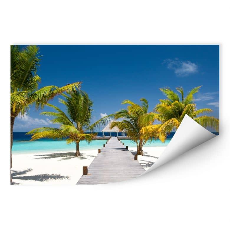 Wallprint W - Der Weg ins Paradies