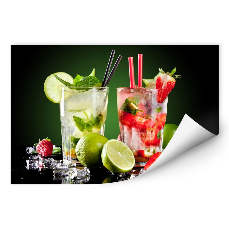 Wallprint W - Cocktail Hour