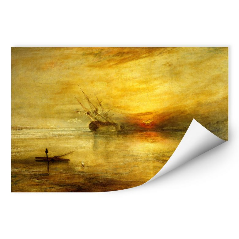 Wallprint W - Turner - Fort Vimieux