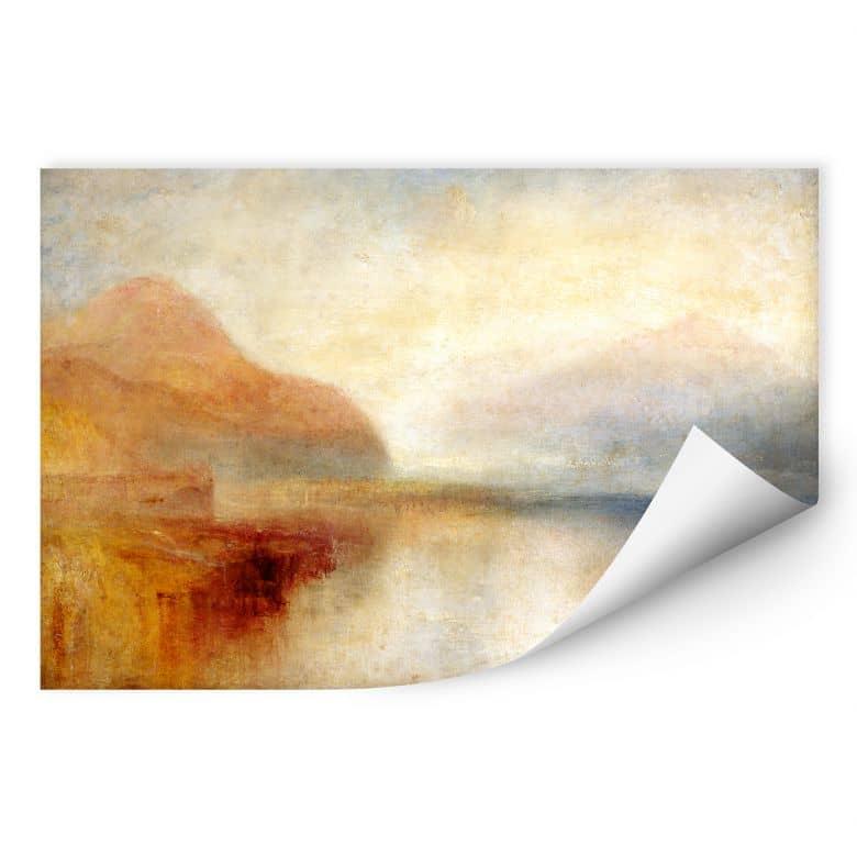 Wallprint W - Turner - Monte Rosa
