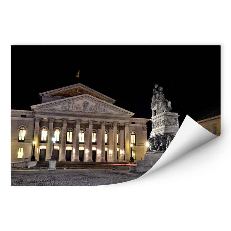 Wallprint W - Bayerische Staatsoper München