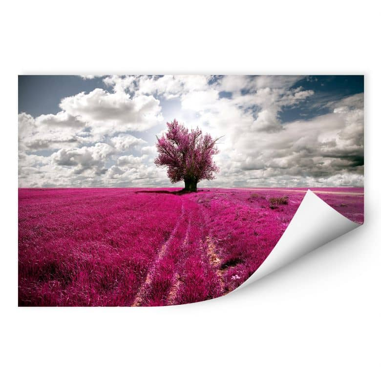 Wallprint W - The Lonely Tree