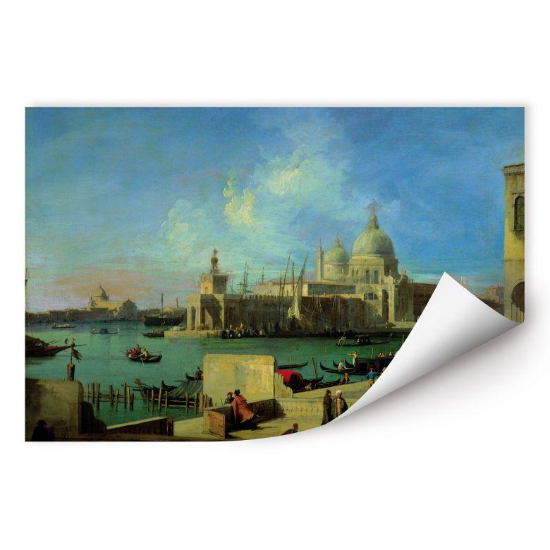 Wallprint W - Canaletto - Santa Maria della Salute