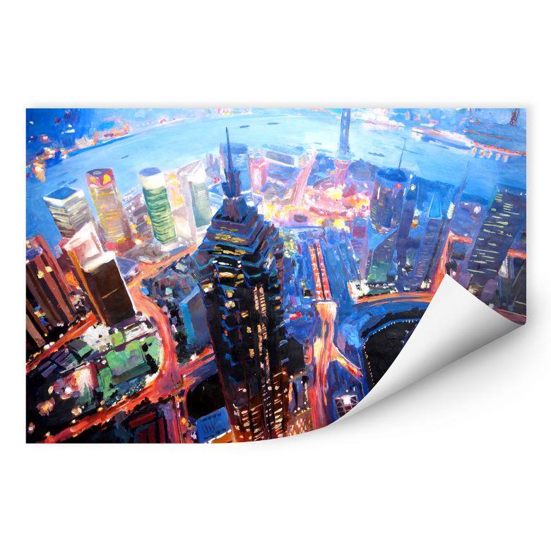 Wallprint W - Bleichner - Shanghai