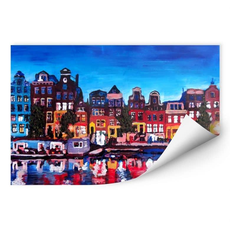 Wallprint W - Bleichner - Amsterdam